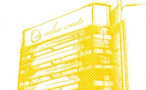 11月28日にバリュークリエイトは、銀座一丁目にオフィスを移転します。